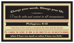 change your words 2