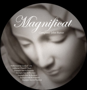 Magnificat cover art